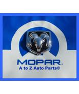 NEW 2003-2005 Dodge Ram Chrome GRILLE Emblem, Rams Head Emblem, OEM Mopar - $44.95