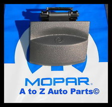 NEW 2006-2008 Dodge Ram, Durango GRAY Parking Brake Handle, OEM Mopar - $41.95
