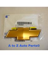 NEW 06-13 Impala,06-07 Monte Carlo Grille / Deck Lid GOLD BOWTIE Emblem,... - $29.95