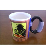 Official Walt Disney Dick Tracy Coffee Mug Tea Cup by Applause - $17.95