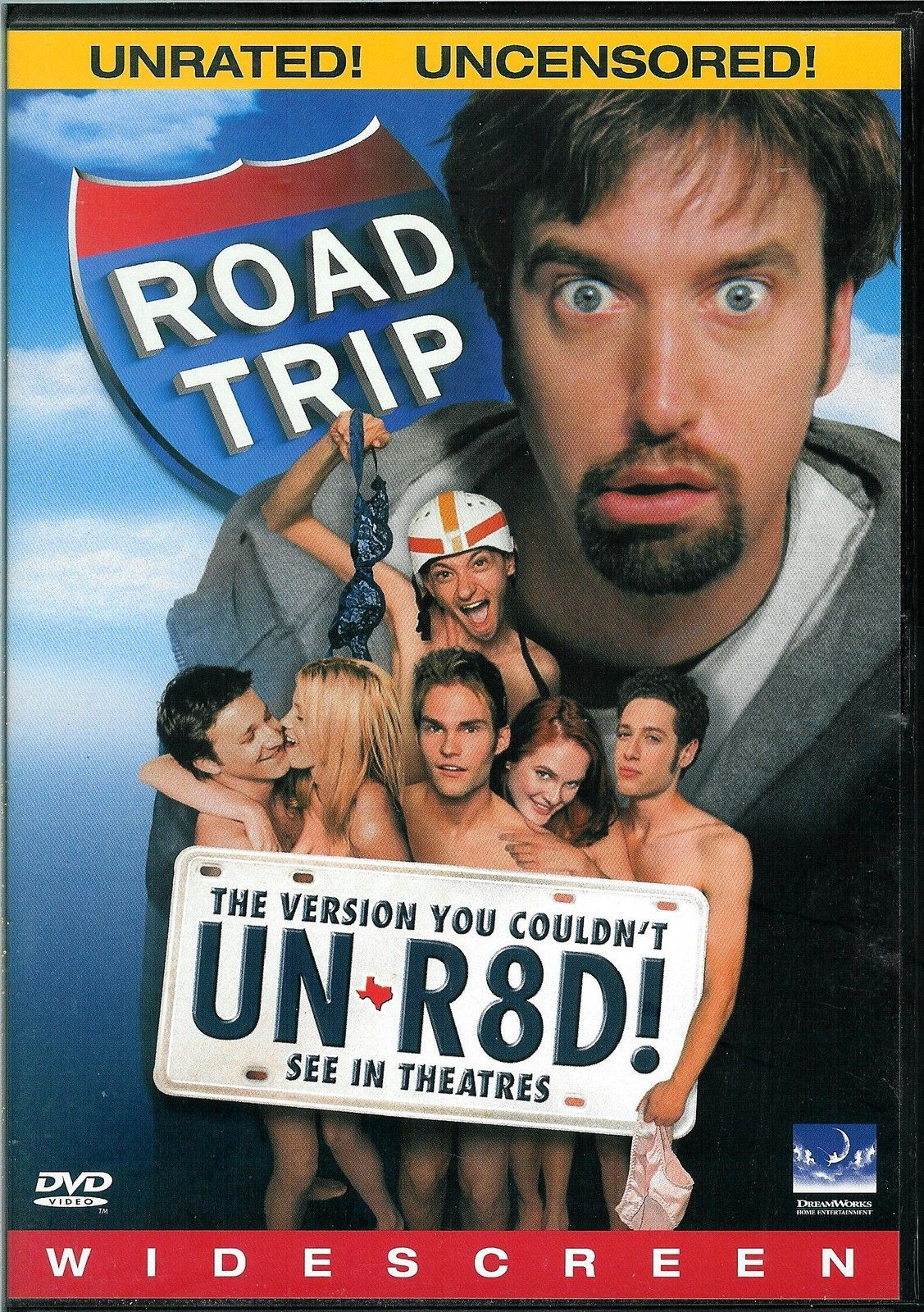Primary image for ROAD TRIP  * BRECKIN MEYER / TOM GREEN * UNRATED - UNCENSORED - WIDESCREEN  DVD