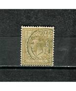 GREAT  BRITAIN  # 200  * KING GEORGE V * 1 SHILLING - WATERMARK 35 - $1.49