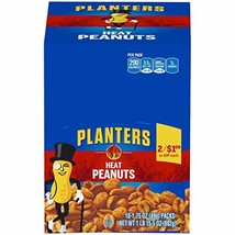 Planters Heat Peanuts 1.75 oz Bag