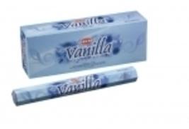 Hem Vanilla Incense Bulk Box Savings 120 Sticks - $8.95