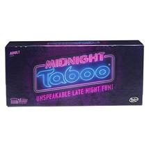 Hasbro Midnight Taboo Game - $14.34
