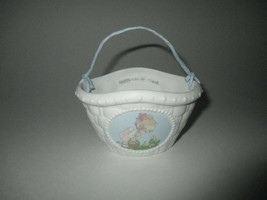 Enesco Precious Moments Collection 1994 Happy Easter Friend Basket - $12.00