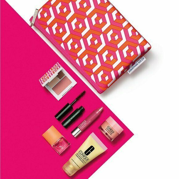 Primary image for Clinique Jonathan Adler Cosmetic 7-Pc. gift set