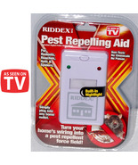 Riddex Plus digital Pest Repellant Repelling Rodent & Roaches Seen on TV... - $15.00