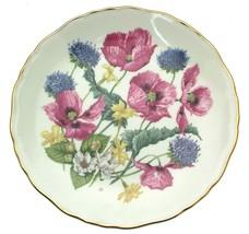 Royal Albert Field Poppies Britains Wild Flower... - $39.37