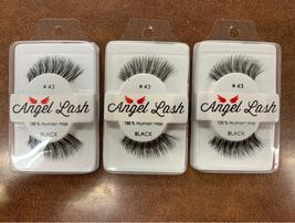Angel Lash #43-3 pairs 100% Human Hair - $9.50