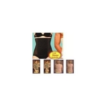 Seen on Tv Invisible tummy trimmer Black Waist cincher  - $13.00