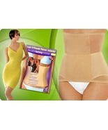 Seen on Tv Invisible tummy trimmer Nude/Beige Waist Cincher  - $13.00