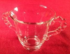 Imperial Glass Candlewick Sugar - $9.49
