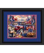 "University of Arizona Wildcats ""Tailgate Celebration"" -15 x 18 Framed Photo - $39.95"