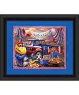"University of Kansas Jayhawks ""Tailgate Celebration""-15x18 Framed Photo - $39.95"