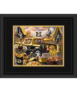 "University of Missouri MIZZOU Tigers ""Tailgate Celebration""-15 x 18 Fram... - $39.95"