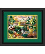 "University of Oregon Ducks ""Tailgate Celebration""-15x18 Framed Photo - $39.95"