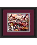 "Texas A&M Aggies ""Tailgate Celebration""-15x18 Framed Photo - $39.95"