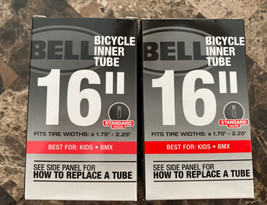 Bell 16-Inch Universal Inner Tube Width Fit Range 1.75-Inch to 2.25 Lot Of 2 - $18.80