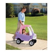 Toddler Car Pickup Truck Outdoor Little Tikes Drive Ride On Power Push W... - $106.71