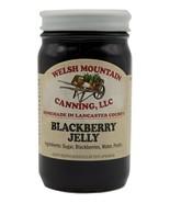 BLACKBERRY JELLY - 1, 3, 6 & 12 Lot 8 oz Jars Fresh Fruit Spread Amish H... - $5.91+