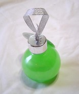 Green Apple Scented Bubble Bath in an Bubble Container.  - $2.95