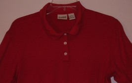 CLASSIC  ELEMENTS  * SHORT SLEEVE T-SHIRT *  XL   - 100% COTTON - RED - $5.99