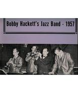 BOBBY  HACKETT  * BOBBY HACKETT'S JAZZ BAND - 1957 * - $2.99
