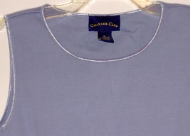 CHARTER CLUB  * T-SHIRT * -  COTTON/SPANDEX - GRAY - EXTRA LARGE -  SLEE... - $5.99