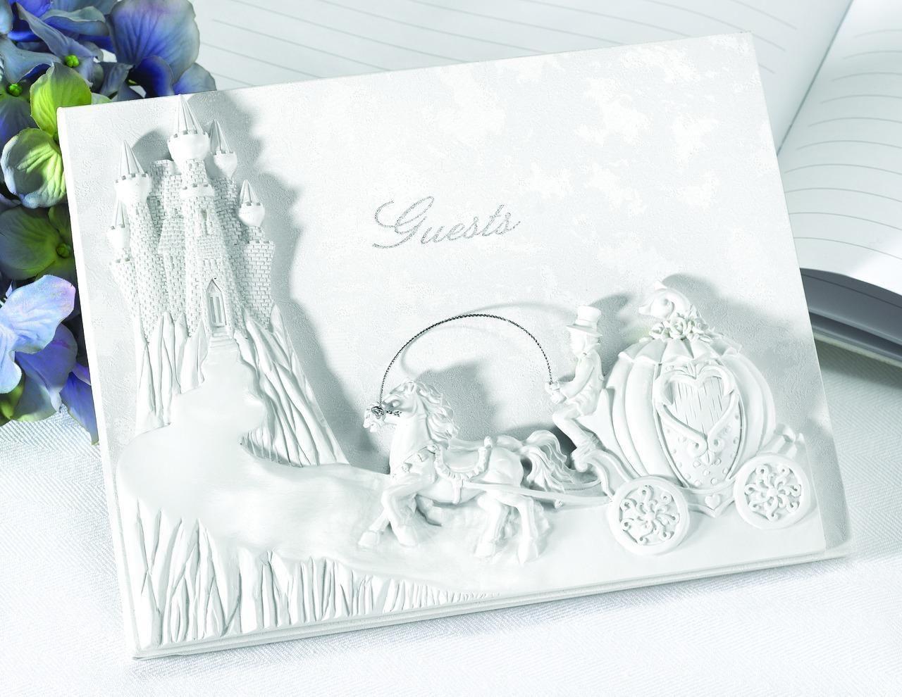 Cinderella Guest Book: 1 listing