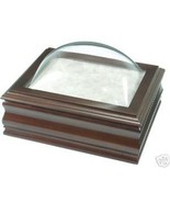Heirloom Cherry UV DOMED Preservation Keepsake Box - $99.00