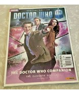 Special Edition DOCTOR WHO Magazine The Eleventh Doctor Volume 6 Matt Sm... - $24.49