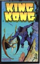 KING KONG #4 (Monster Comics, 1991) - $2.50