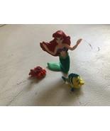 Vintage Disney's Little Mermaid Doll Set - $14.99