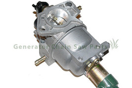 Gasoline Carburetor Carb w Solenoid & Choke For Dewalt Generator Part 285803-81 - $38.56