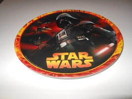 Star Wars Darth Vader Collectible Food Dish Plate - free shipping! - $7.91
