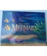 Disneys The Little Mermaid Exclusive Lithograph Portfolio Set of 4 NEW -... - $19.99