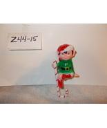 Vintage Elf Stocking holder by J.S.N.Y - $14.99