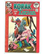 KORAK, SON of TARZAN #55 (1973) - $1.00