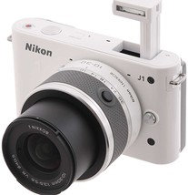Nikon 1 J1 Digital Camera System with 10-30mm Lens  - $329.95