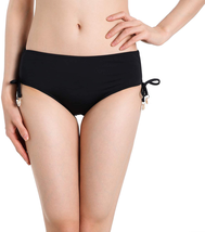 Amvuz Bikini Bottoms With Side Ties, Adjustable Swimwear For Women, Bath... - $19.79