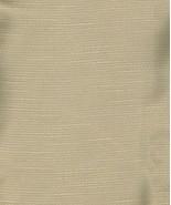 Longaberger  Pocket Change Basket Liner ~ Oatmeal Fabric - $11.70