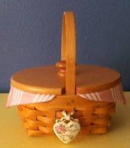 Longaberger 1999 Horizon of Hope Basket Comb Tie-on Lid - $41.16