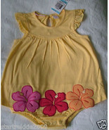 First Impressions Baby Girl Floral Sundress,Green, Size 3-6 Months, NWT - $10.39