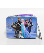 Disney Frozen Puzzle 63 Piece Mini Jigsaw Collectible  Lunch Box  Style ... - $7.99