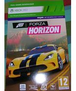 Forza Horizon kinect xbox 360/ONE game Full download card code [DIGITAL]... - $19.99