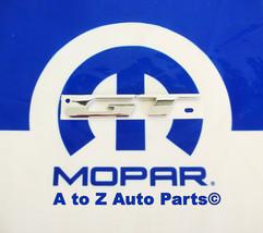 New 2014 Dodge Dart Chrome Gt Rear Trunk Emblem Or Nameplate, Oem Mopar - $19.95
