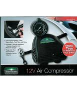 MERIDIAN 12 VOLT AIR COMPRESSOR PUMP * BRAND NEW - ORIGINAL PACKING * - $14.99
