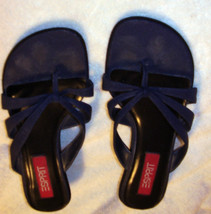 SPIRIT  * PIXIE * SIZE 8 - BLACK  SANDALS - $12.99