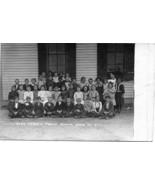 Public School Room 3 Glen Carbon, Illinois Vintage Post Card - $6.00